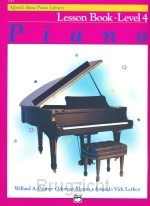 Alfred's basic piano dl.4