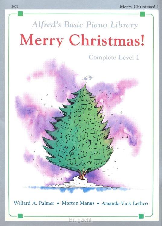 Alfreds basic, Merry Christmas level 1