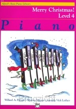Alfred basic piano Christmas dl.4