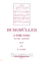 25 etudes Op.100