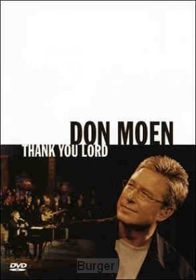 Thank you Lord DVD