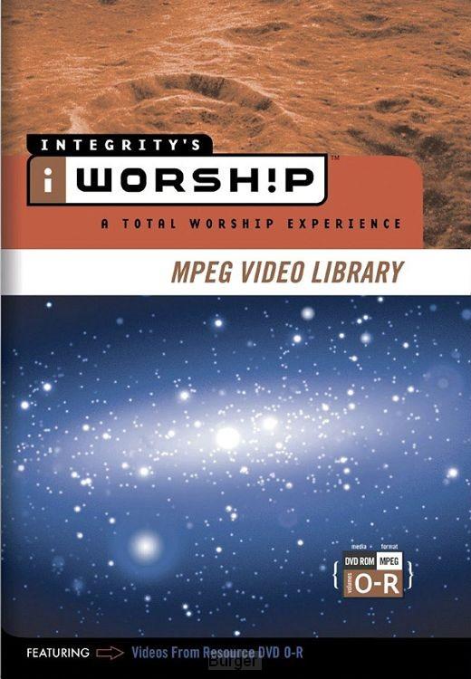Iworship mpeg library o-r
