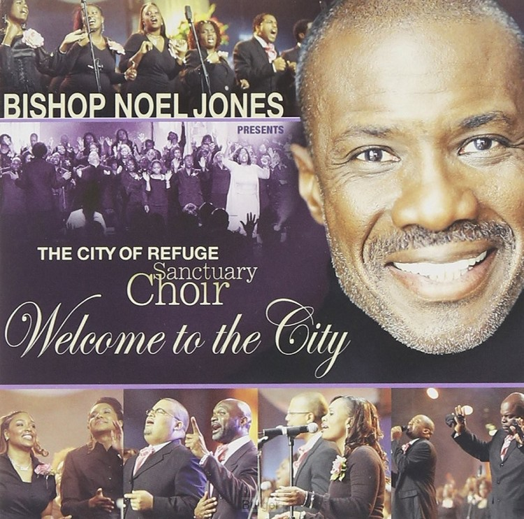 Welcome to the city cd