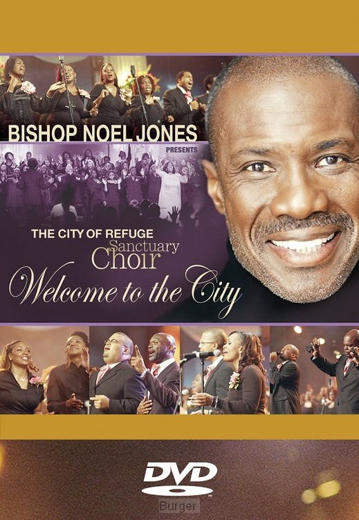 Welcome to the city dvd