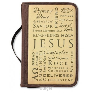 Biblecover names of Jesus large value