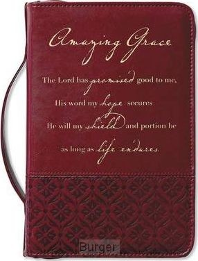Biblecover amazing grace large