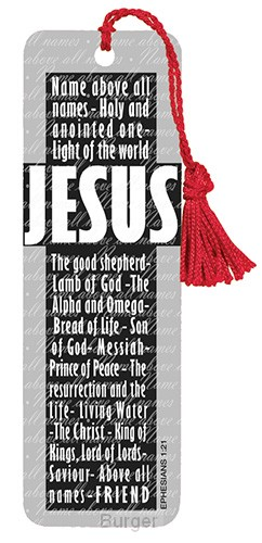 Bookmark names of Jesus set3