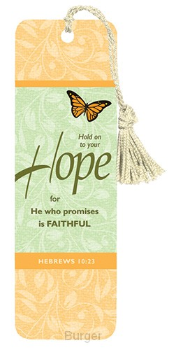 Bookmark hold on to hope set3