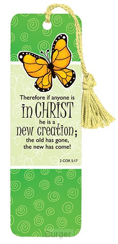 Bookmark in Christ set3