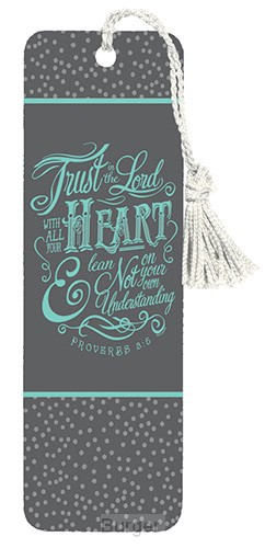 Bookmark trust in the Lord set3