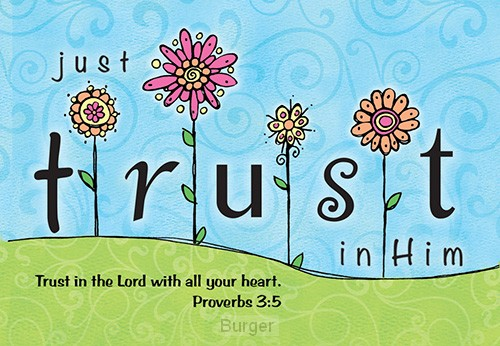 Pio trust in Him set10