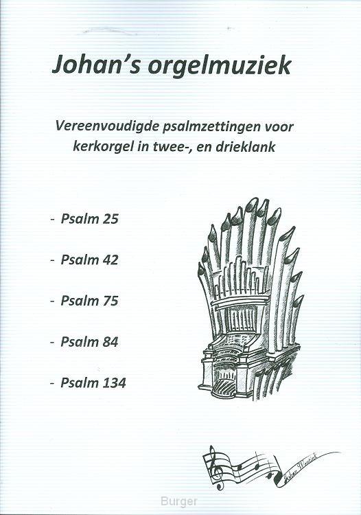 Psalmzetting dl 1 kerkorgel 2+3klank