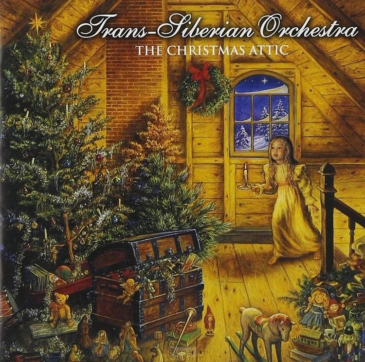Christmas attic, the