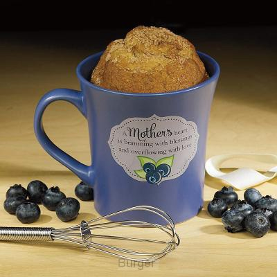 Cake mug with whisk mom