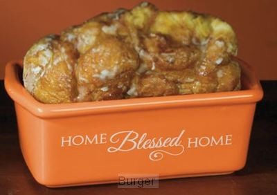 Mini loaf pan home blessed home