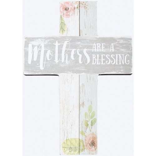 Mini wall cross mothers are a blessing