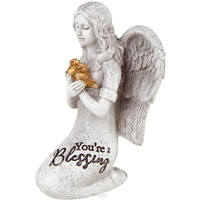 Figurine blessings angel