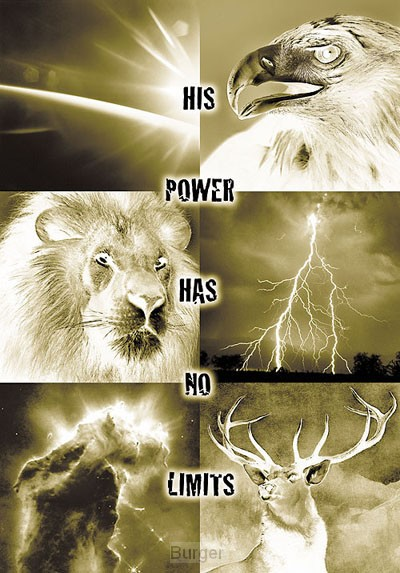 Poster a2 His power has no limits