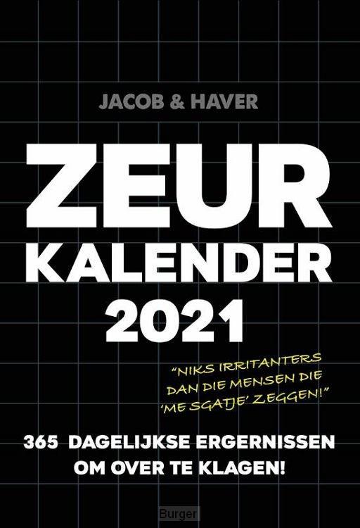 ZEUR-KALENDER 2021  - FSC MIX CREDIT