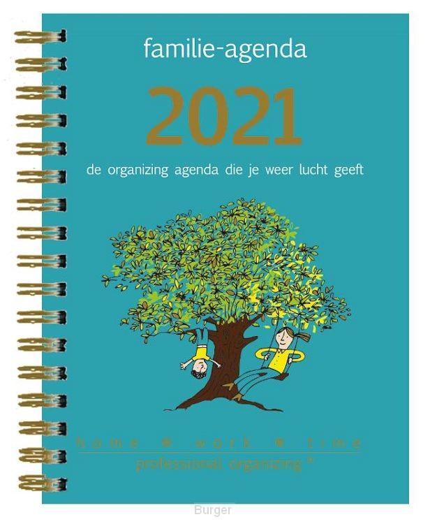 Homeworktime familie agenda 2021