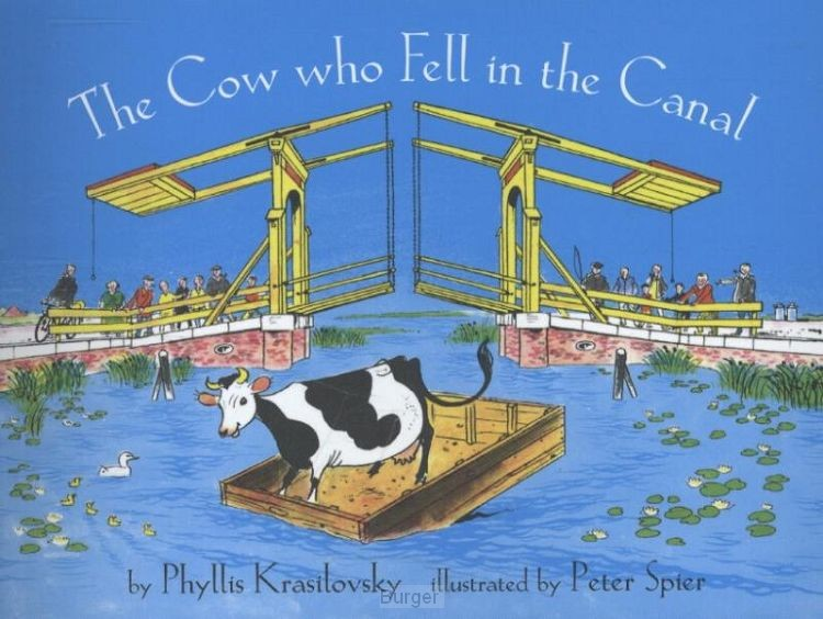 The Cow Who Fell in the Canal mini  / Mini ed
