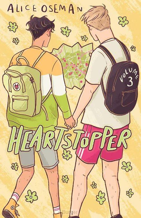 Heartstopper Volume Three