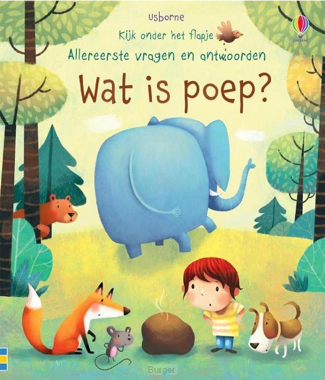 Wat is poep ?