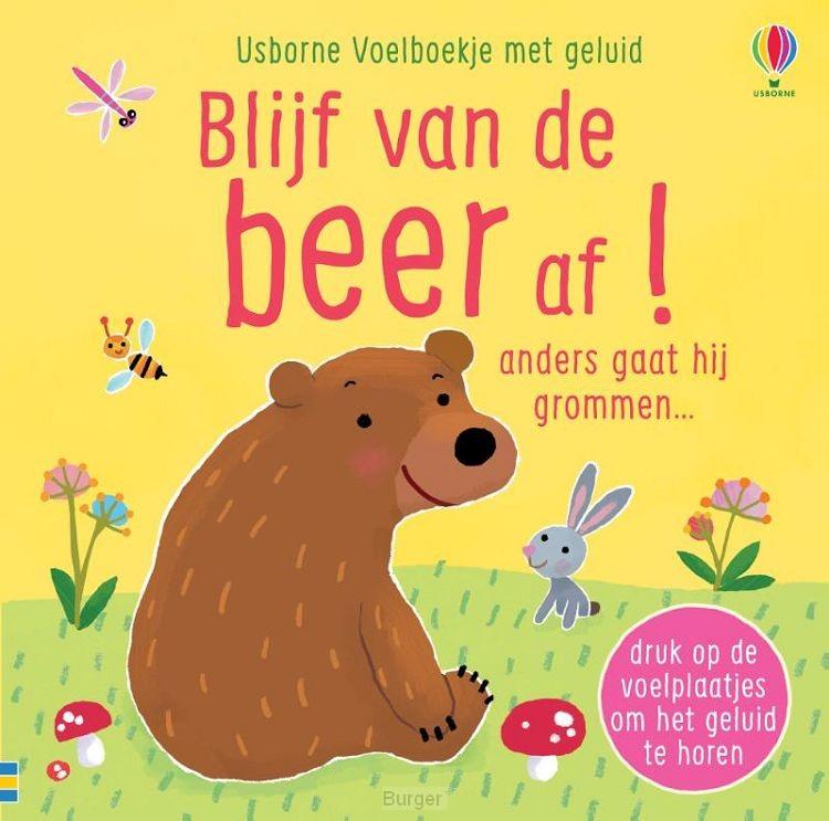 Blijf van de beer af!
