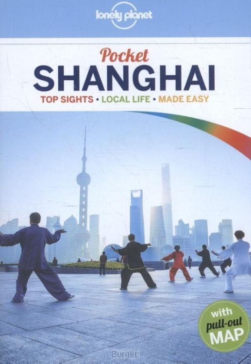 Lonely Planet Pocket Shanghai dr 4