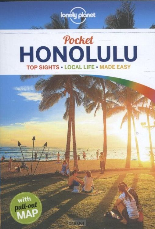 Lonely Planet Pocket Honolulu dr 1