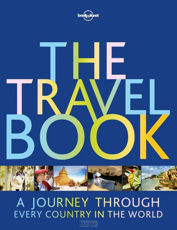Lonely Planet the Travel Book