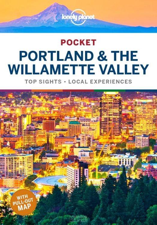 Lonely Planet Pocket Portland & Willamette Valley