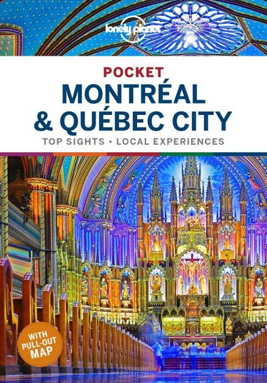 Pocket Montreal & Quebec City