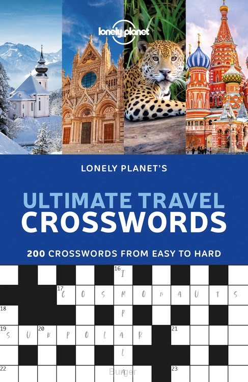 Lonely Planet's Ultimate Travel Crosswords