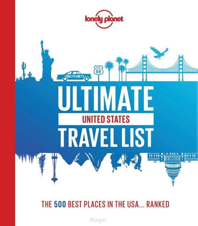 Ultimate USA Travel List
