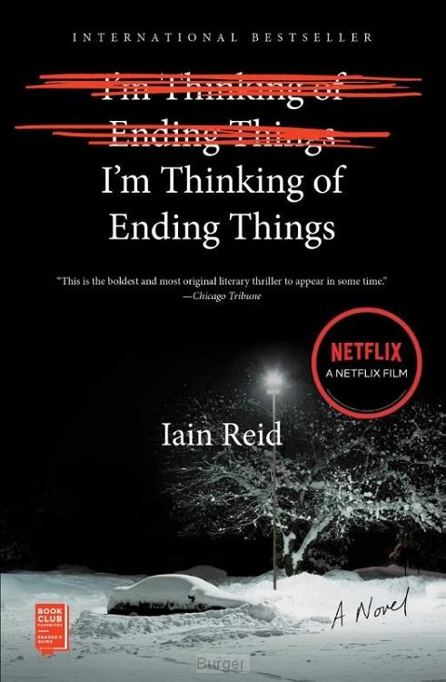I'm Thinking of Ending Things. Media Tie-In
