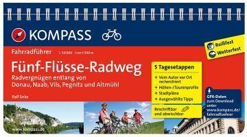FF6406 Fünf-Flüsse-Radweg Kompass