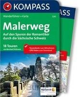 WF5265 Malerweg 18 Touren durch die Sächsische Schweiz Kompass