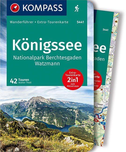 WF5441 Königssee, Nationalpark Berchtesgaden Kompass