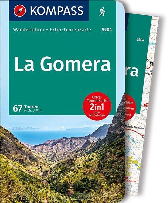 WF5904 La Gomera Kompass