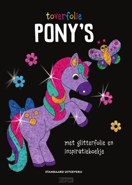 Toverfolie: pony's
