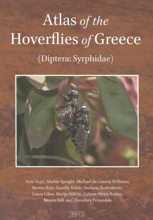 Atlas of the Hoverflies of Greece