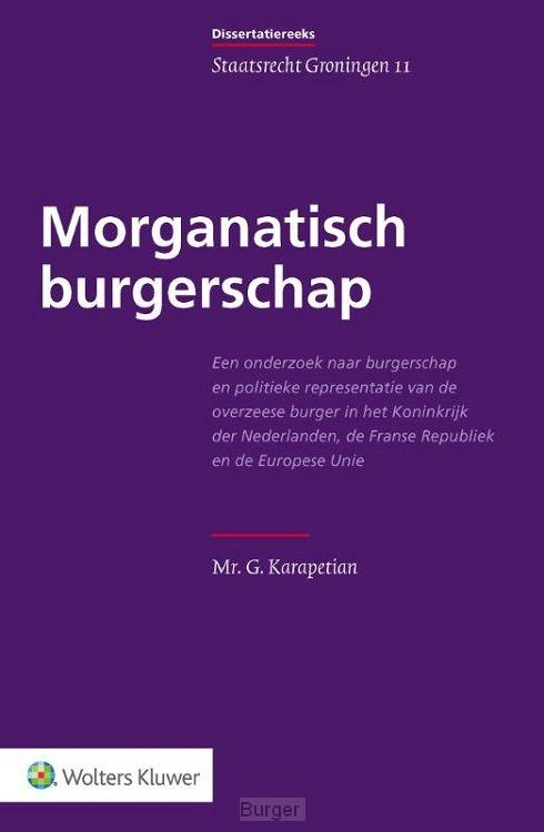 Morganatisch burgerschap