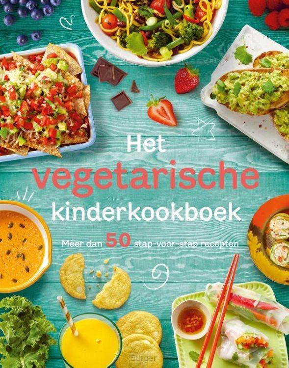 Vegetarische kinderkookboek