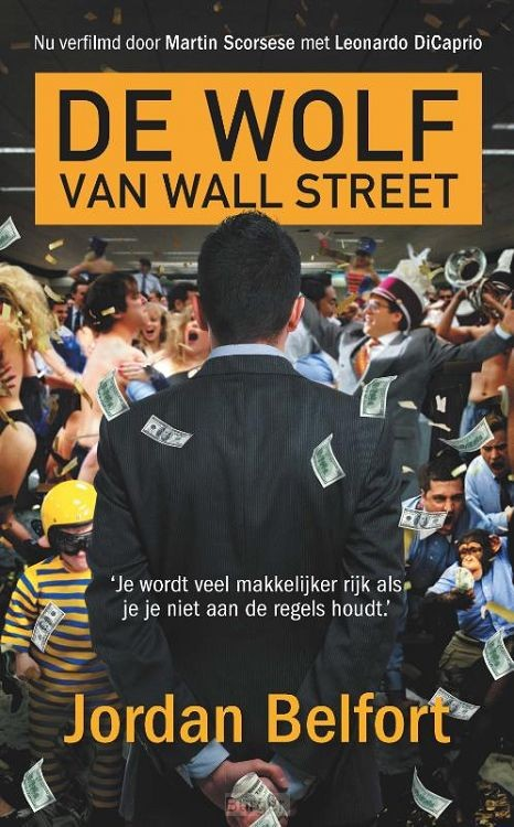 De wolf van wall street