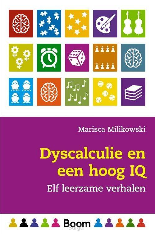Dyscalculie en een hoog IQ