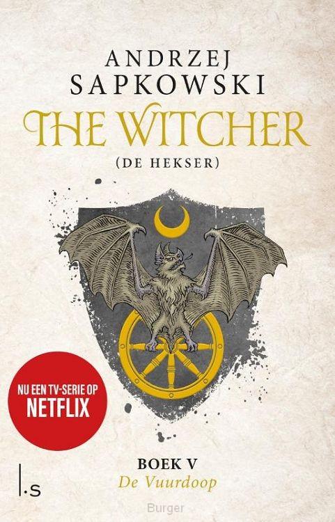 The Witcher - De Vuurdoop