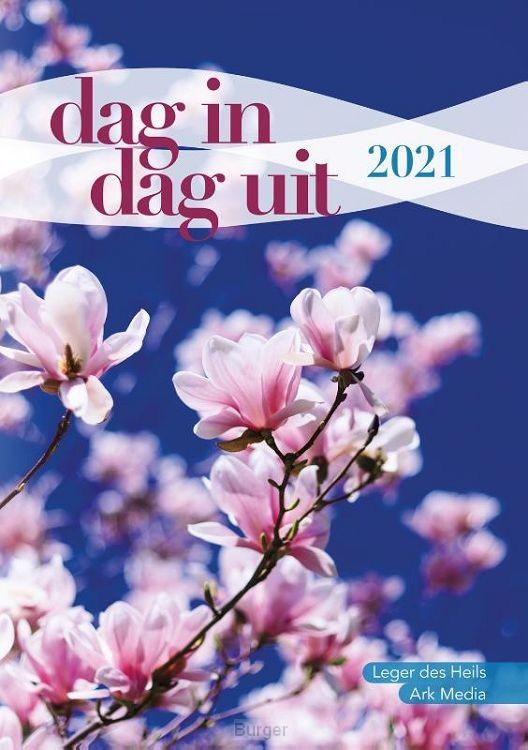 Dag in dag uit KLEIN 2021 nbv