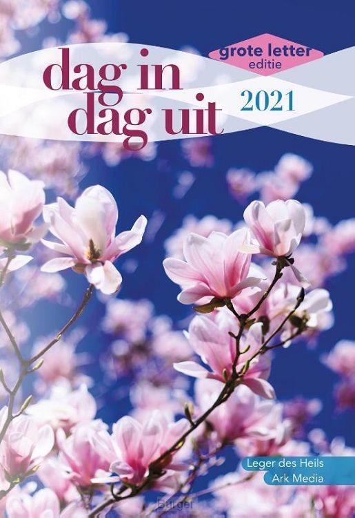 Dag in dag uit GROTE LETTER 2021 nbv