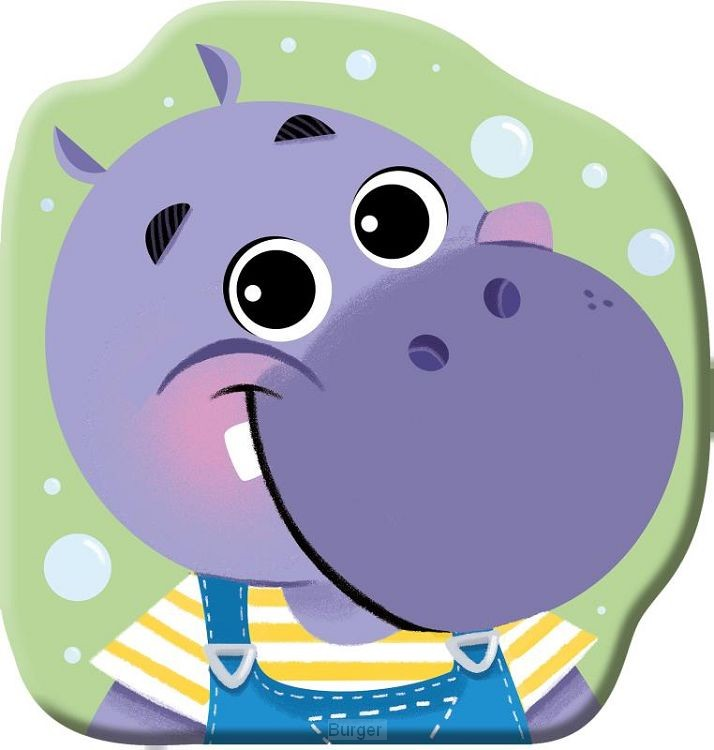 Badboek - Nijlpaard